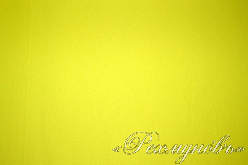 Желтый трикотажный набор (2 наволочки + простынь)