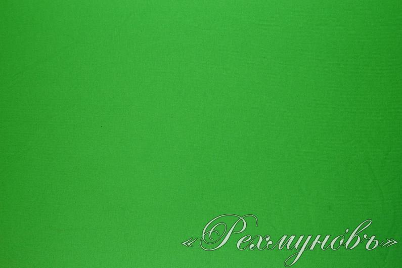 Зеленый трикотажный набор (2 наволочки + простынь)
