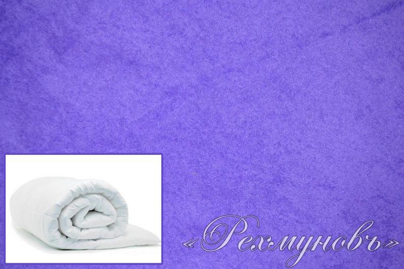 Купить фиолетовый махровый пододеяльник на молнии оптом