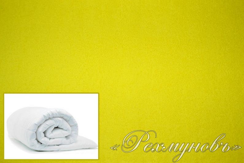 Купить желтый махровый пододеяльник на молнии оптом