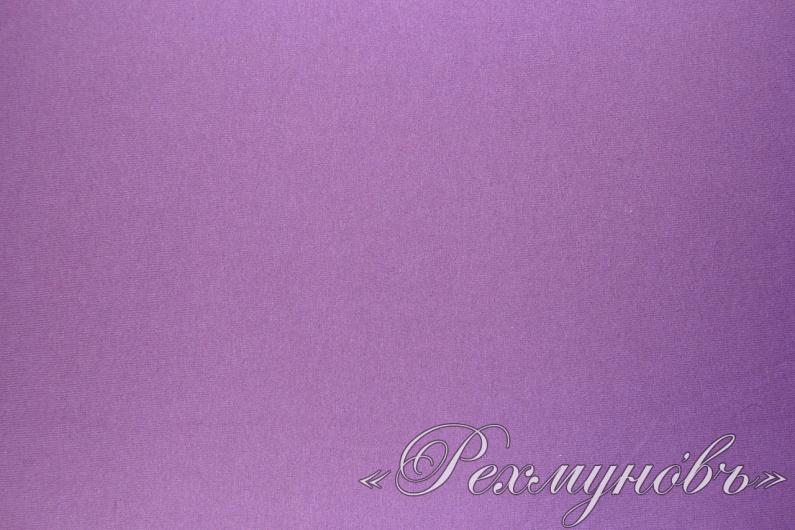Лиловый трикотажный набор (2 наволочки + простынь)
