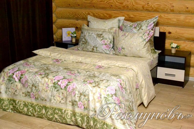 Купить постельное белье сатин «Римский дворик 1»