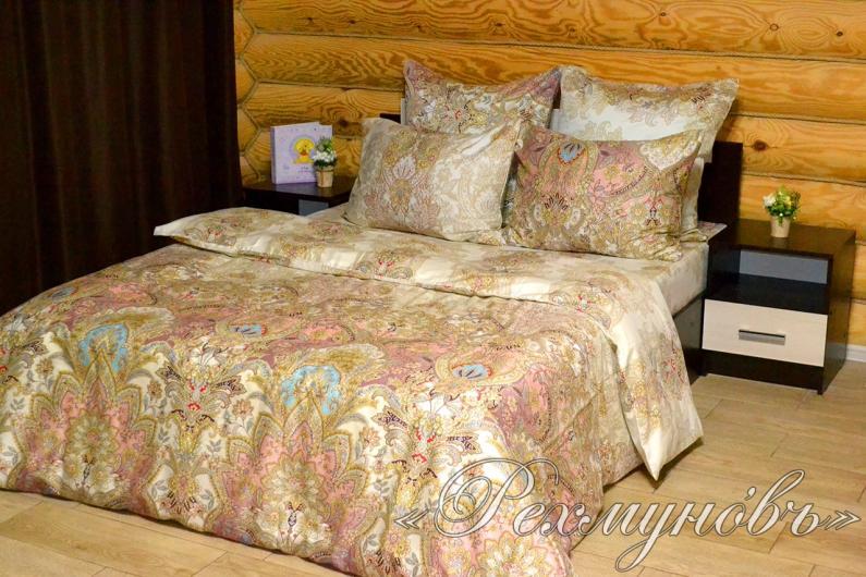 Купить постельное белье сатин «Великолепие 1»