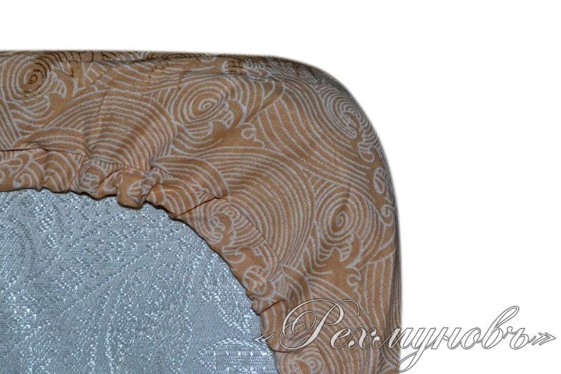 Простынь бязь на резинке «Шлейф»